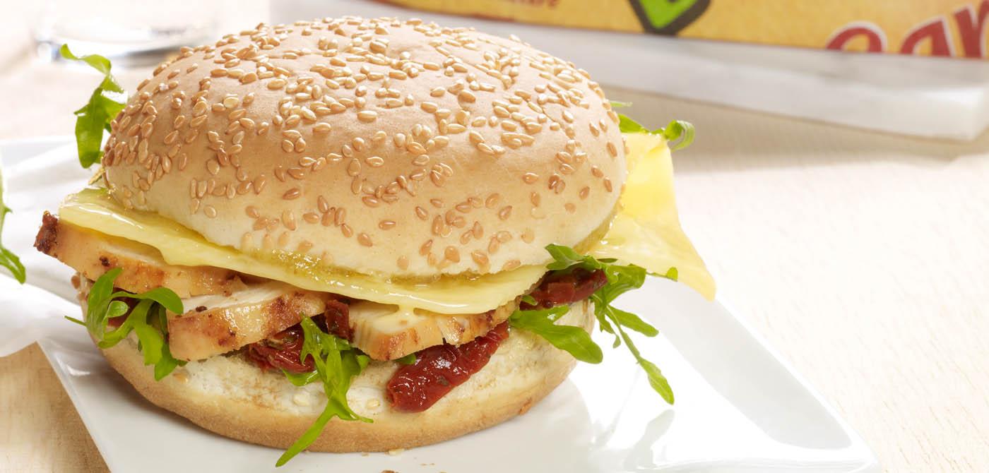Leerdammer Caractère Burger